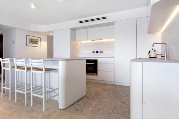 luxury apartment renovations